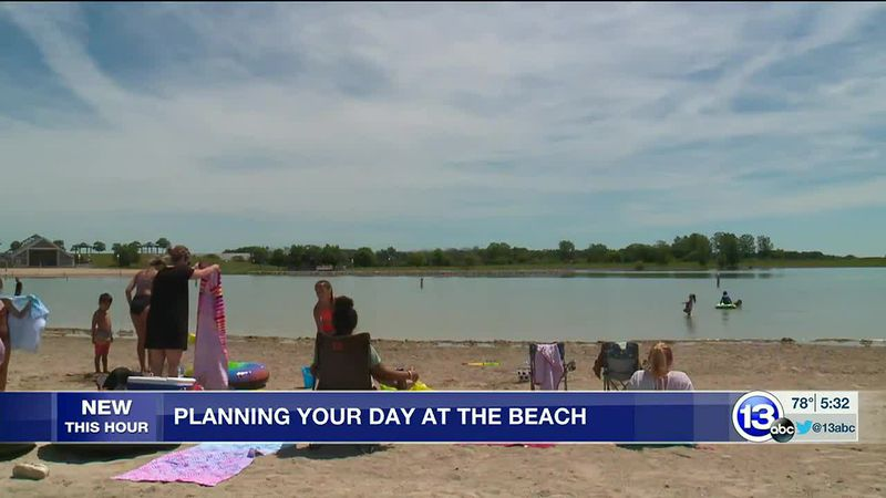 Planning Your Day at the Beach