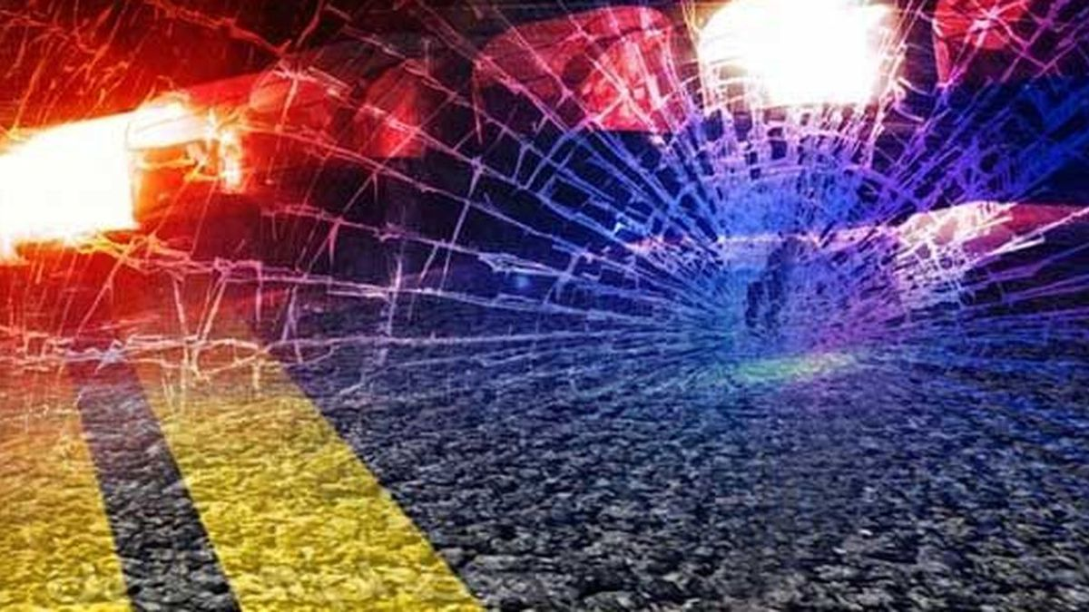 One person is dead after a crash in Erie Twp. Saturday.