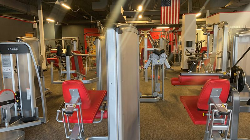 The owner of the gym in Sylvania says he plans to stay open in the event of another statewide...