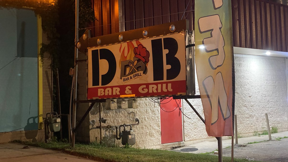 Three people were shot in the parking lot of a West Toledo bar on Wednesday, June 2.