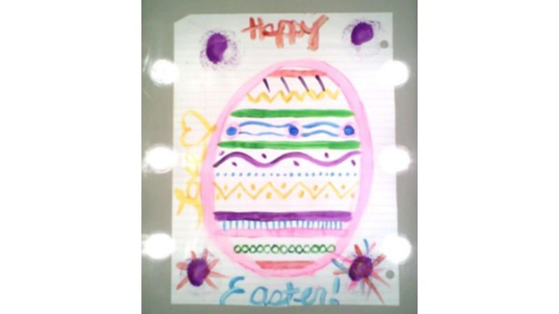 Monroe County authorities found fentanyl embedded in a handmade Easter card sent to an inmate.