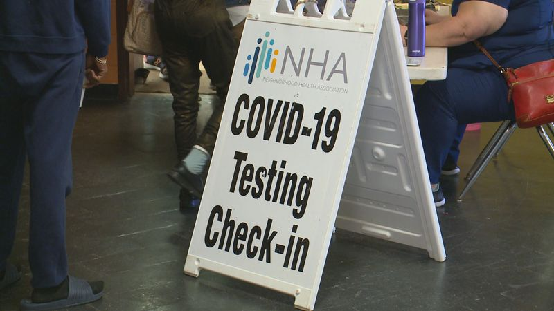 The Neighborhood Health Association is offering pop-up COVID-19 testing before Thanksgiving.