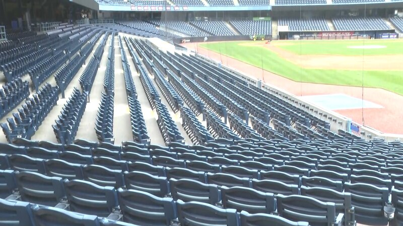 Every seat in the ballpark is now available.