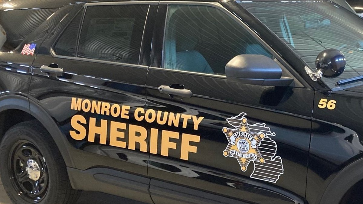 The sheriff's office says the man was ejected from the bike and pronounced dead at the scene.