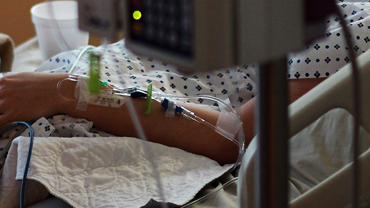 Thousands are hospitalized with the coronavirus nationwide.