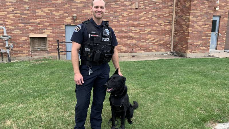K9 was officially certified June 30, and funded through community donations