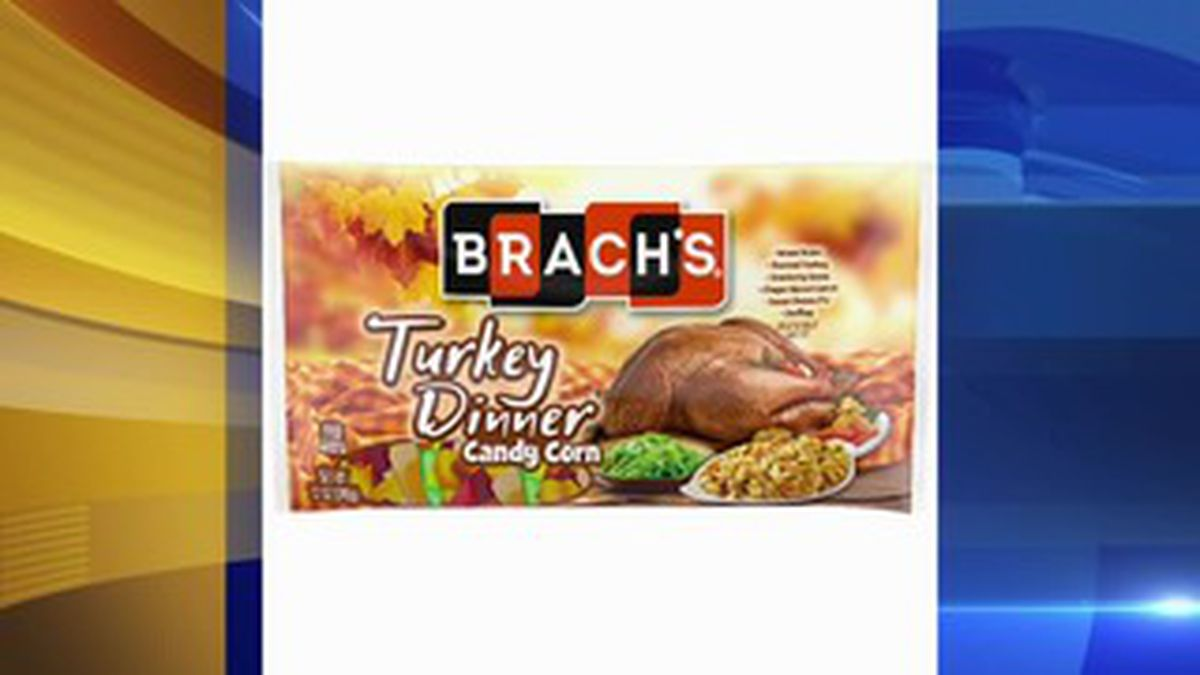Brach's is out with Turkey Dinner Candy Corn. And, yes, it's just what it sounds like.