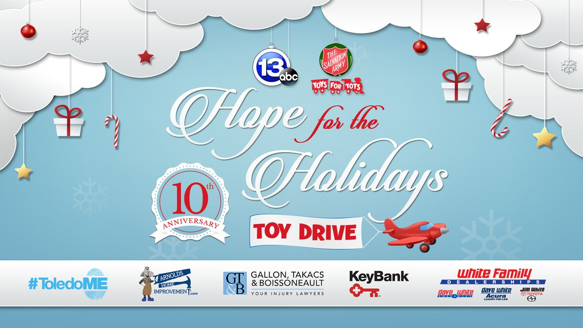 13abc and The Salvation Army are coming together for the 10th year to help families in...