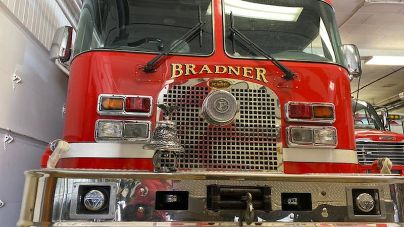 The Bradner Fire Station was built in 1955 and is lacking space to house emergency vehicles.