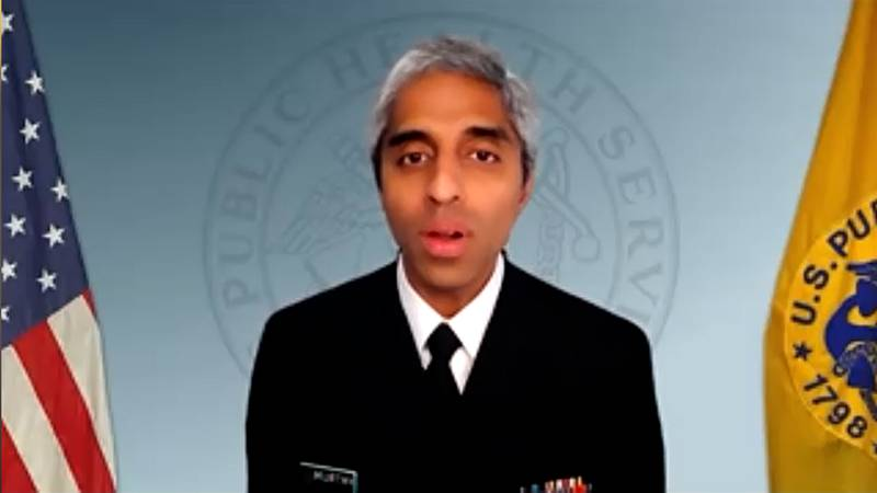 Surgeon General discusses variants, masks, and immunity