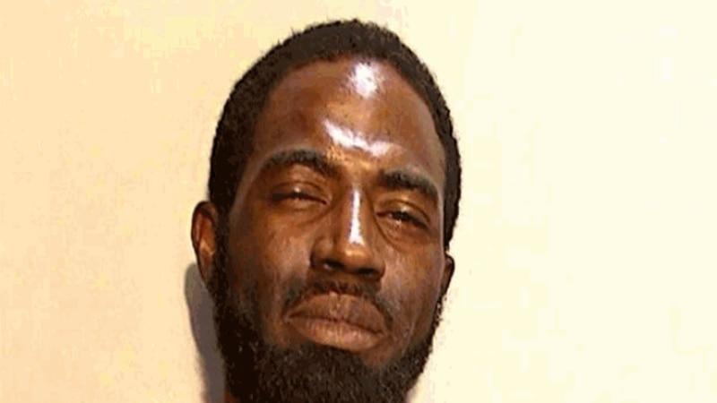 Alleged serial robber Travis Jones is in custody at the Lucas County Jail.