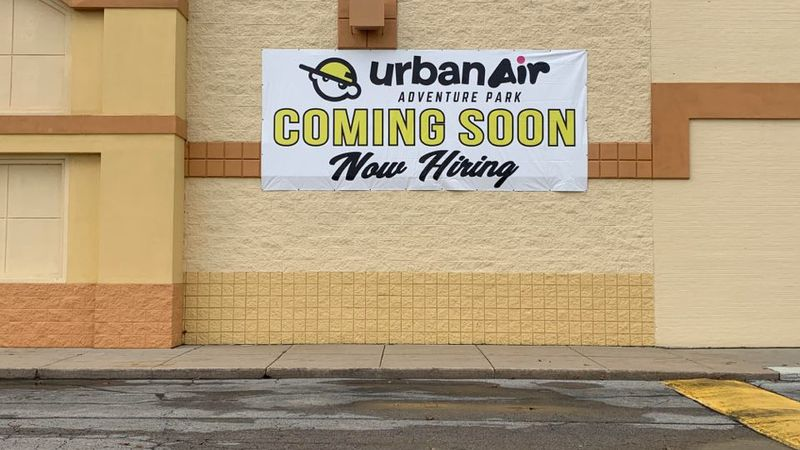Urban Air hiring dozens of young people for new adventure park
