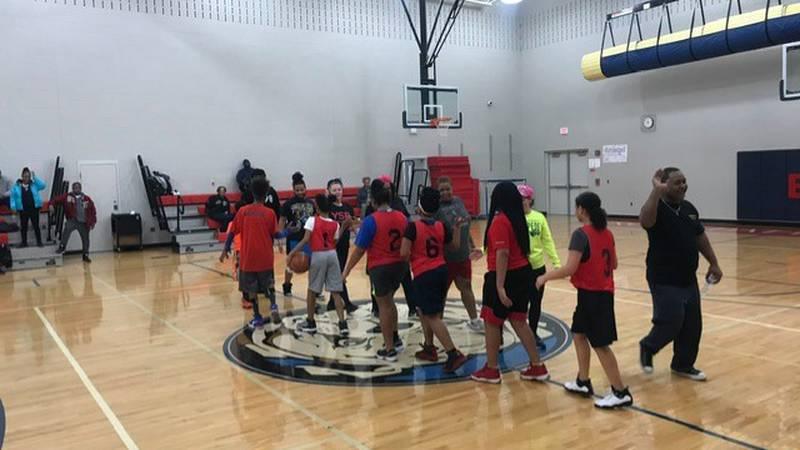 Toledo Elementary Athletics Movement