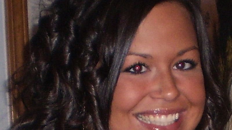 31-year old Ashley Sallie dies from a lethal dose of Fentanyl