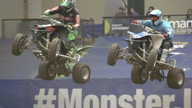Rev up your engines, Monster Jam is back!