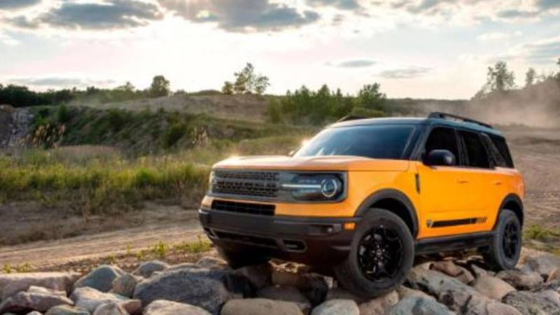 Ford has unveiled its new line of Broncos. (Source: Ford Motor Company/CNN)