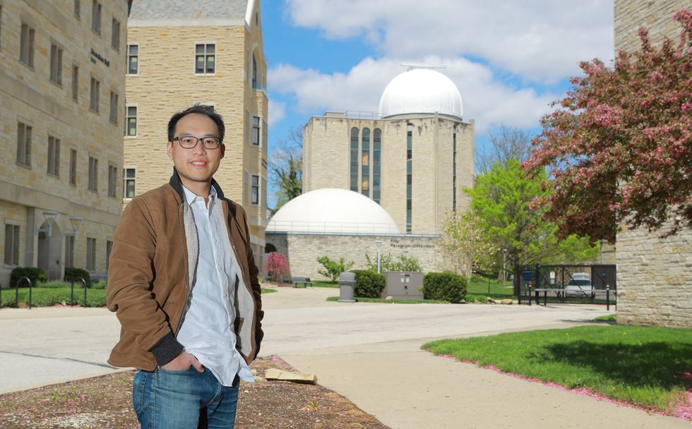 First research projects on new space telescope has UT astronomers leading the way