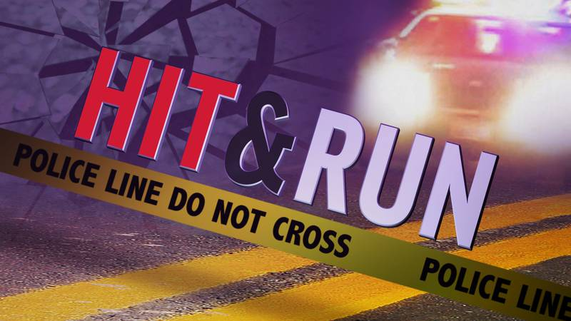 TPD says one person is dead after a hit and run Sunday night.