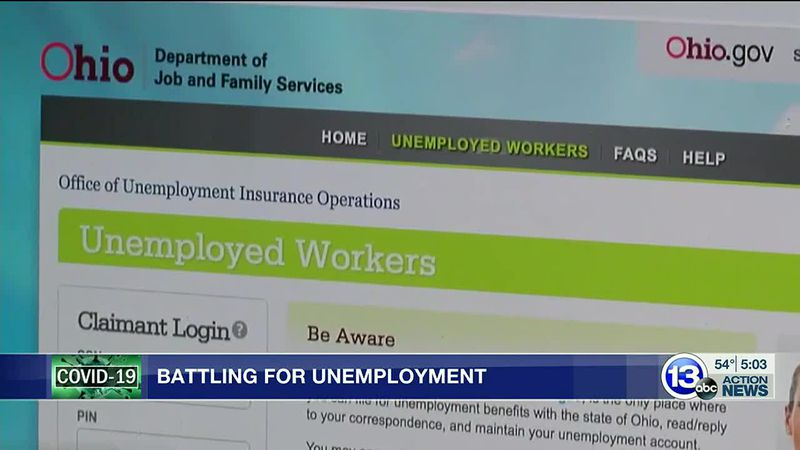 Many fight for unemployment benefits still stuck in the system