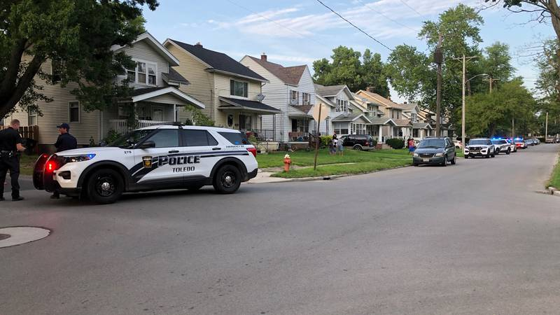 Multiple shots were fired on Mansfield leaving a 17-year-old in critical condition.