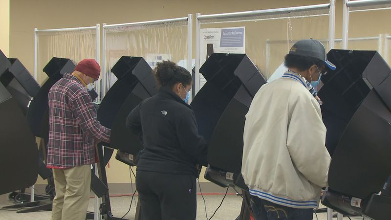 Nearly a third of all registered voters in Lucas County have already voted prior to Election Day.
