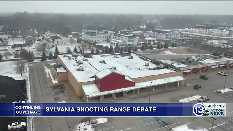Sylvania City Council is considering a request for a Special Use Permit for a shooting range to...