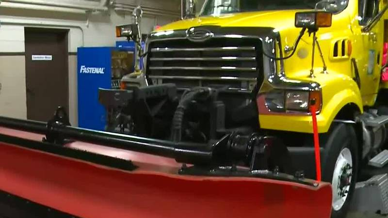 Ohio Turnpike prepares for winter weather