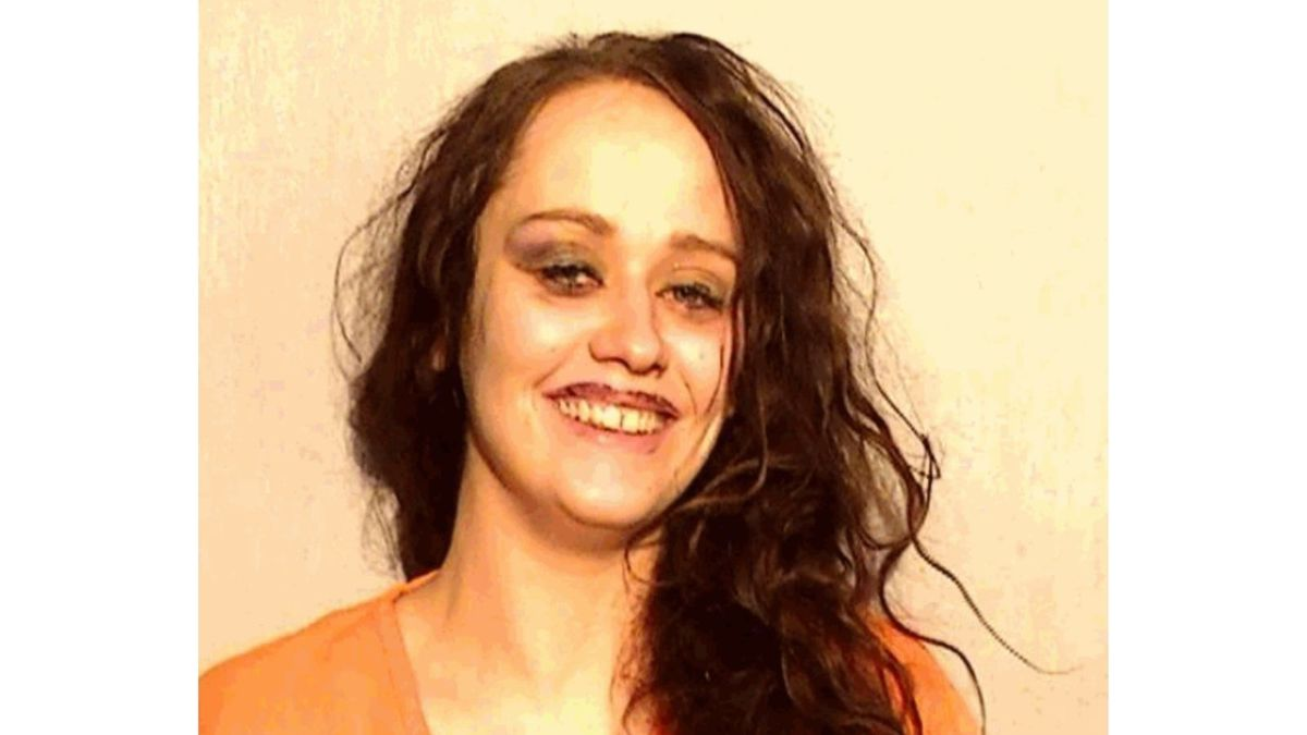 Christa Henry is charged with felonious assault after kicking a Toledo Police officer twice in...