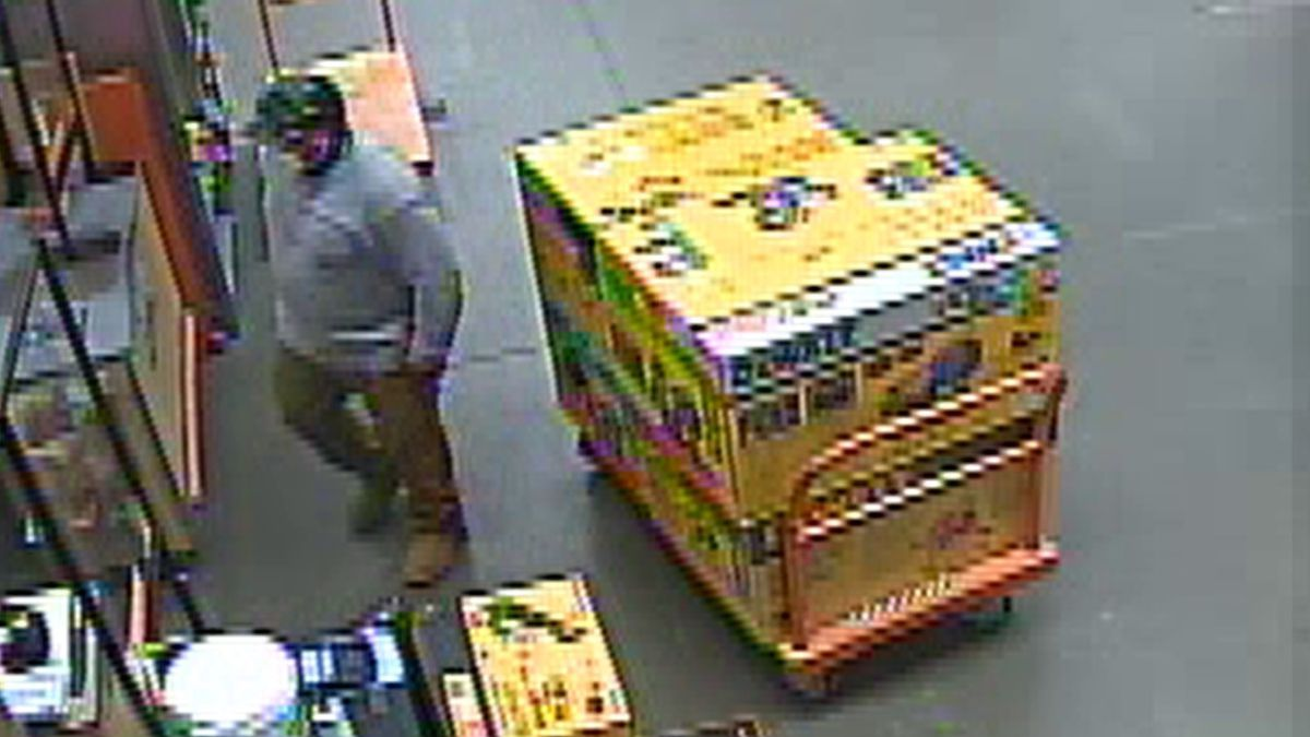 Police are attempting to identify a suspect in an identity theft case in Toledo.