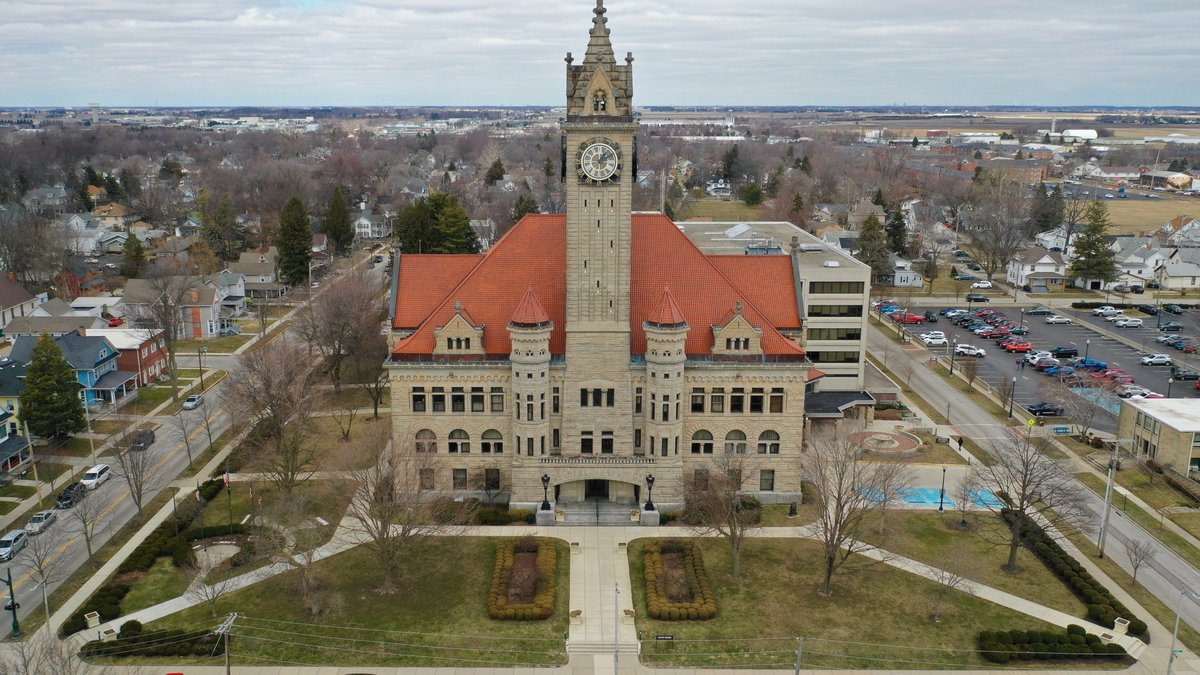 Wood County Courthouse