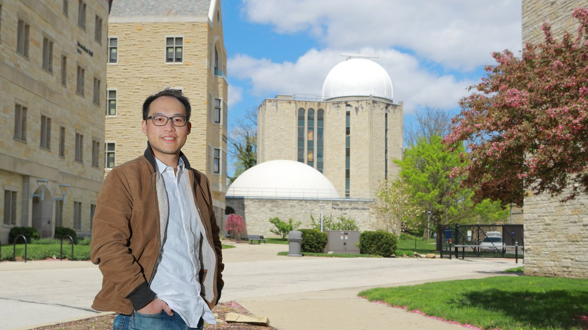 Ph.D. Student Thomas Lai is leading an international team of 10 other researchers on a project...