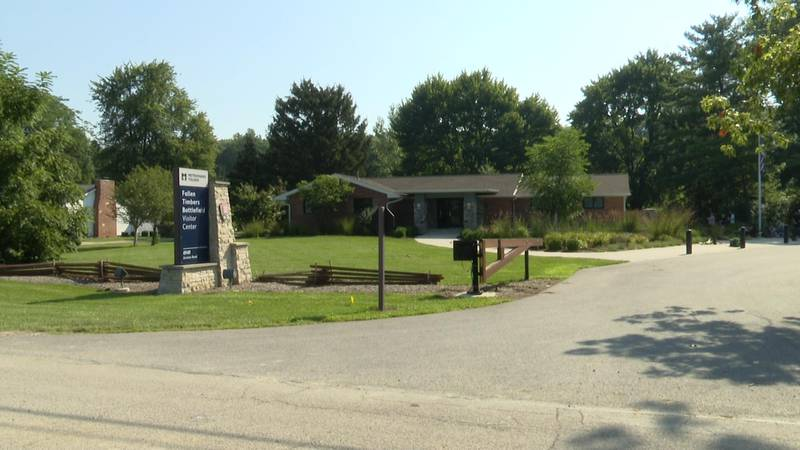 Metroparks is opening a visitor's center soon.