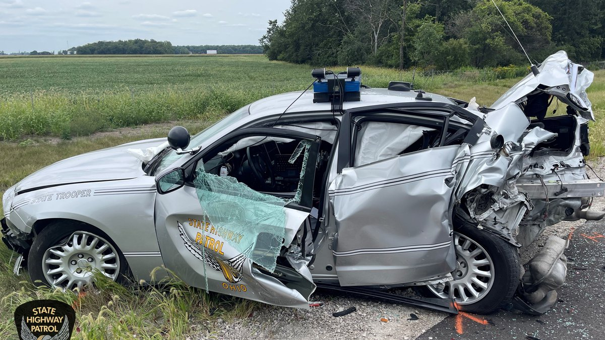 A driver caused a crash that killed a man and hurt four others, including a state trooper,...