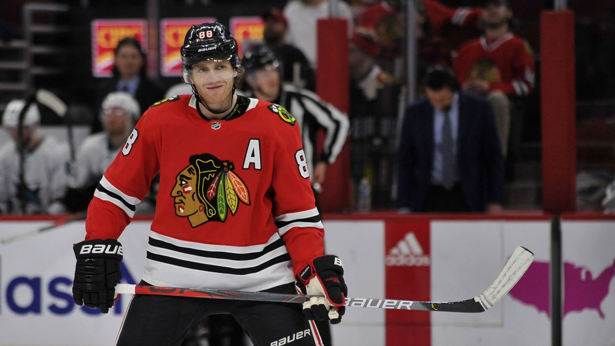 The Chicago Blackhawks will no longer allow fans to wear Native American headdresses at team game or events.