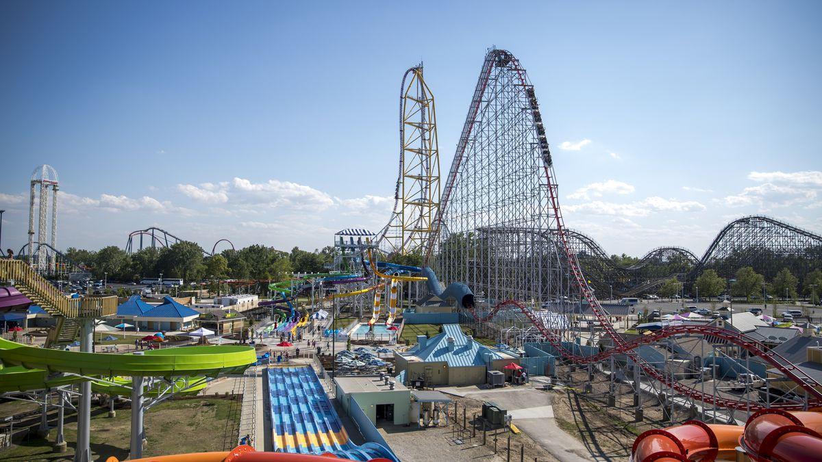 Cedar Point in Sandusky, Ohio.