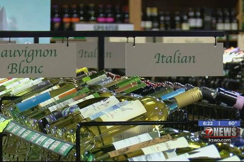 Licensing changes will affect all stores selling alcohol
