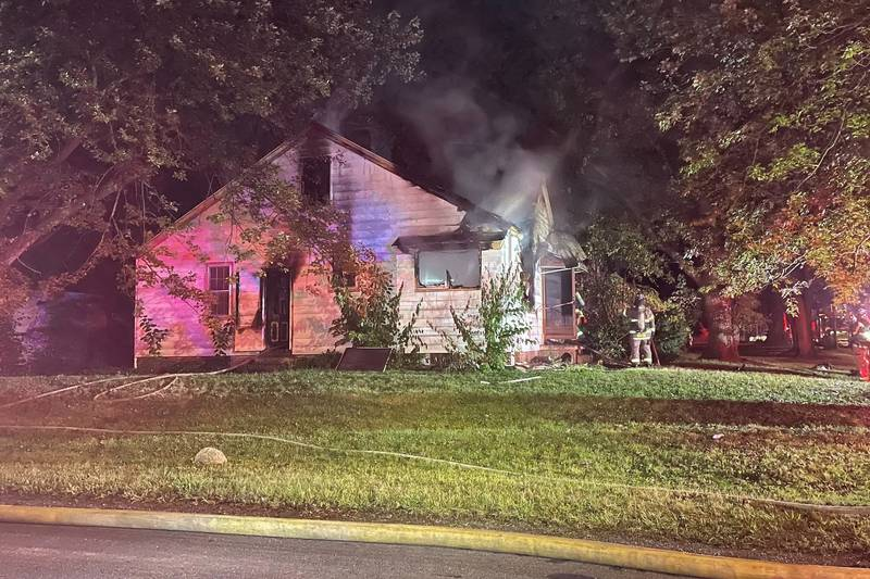 A 69-year-old man is dead after a house fire in the 5900 block of Adelaide on Friday, Sept. 17.