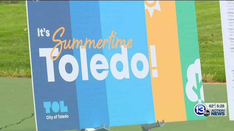 City of Toledo rolls out summer programming