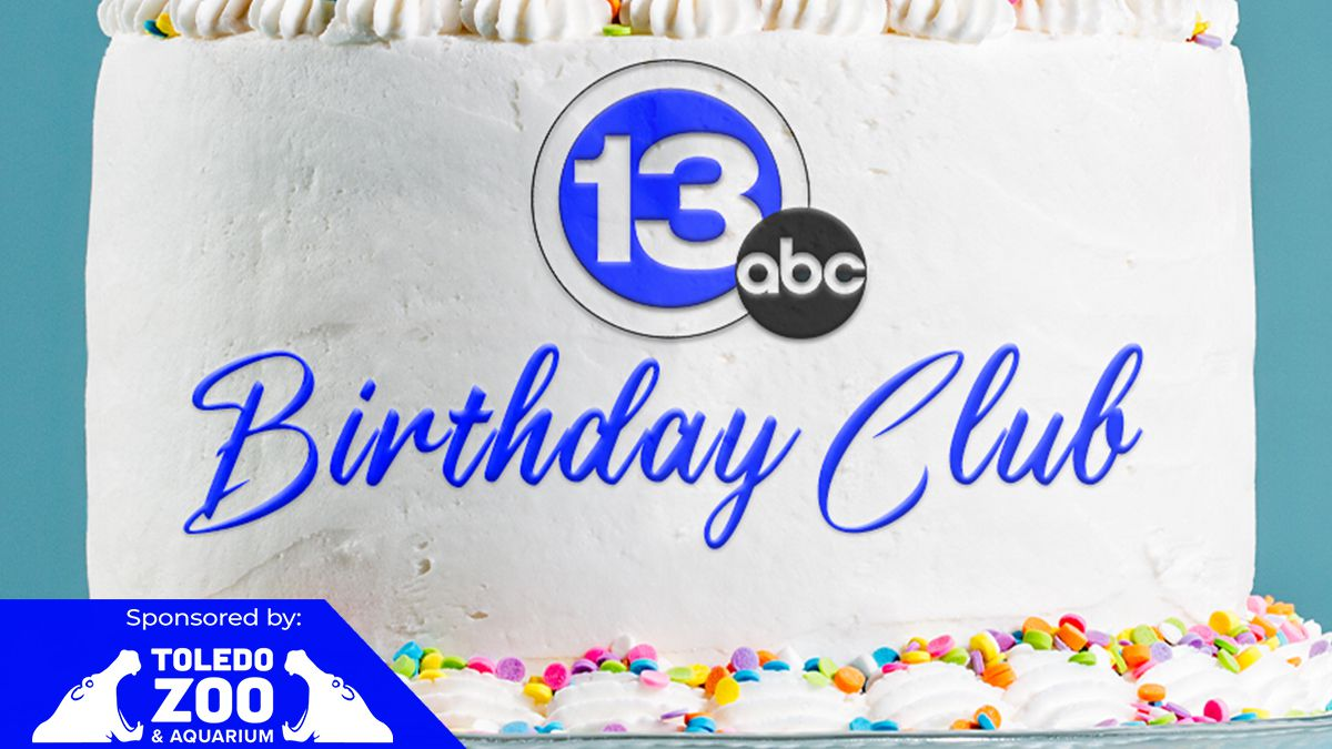 Let us celebrate with you by joining the 13abc Birthday Club.