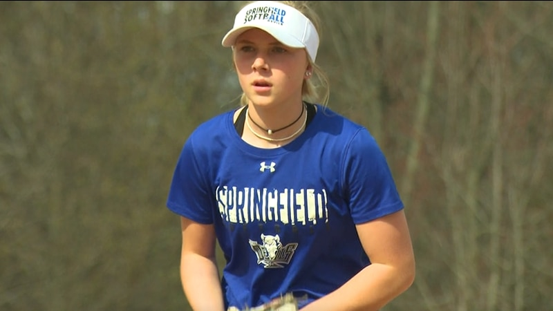 Mady Yackee is the 13abc Athlete of the Week