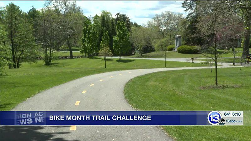 TMACOG holds Bike Month Trail Challenge