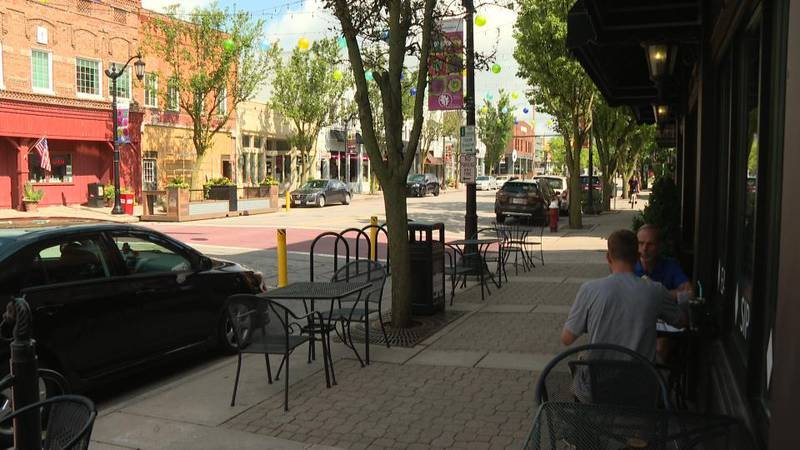 Businesses in Sylvania are preparing for an influx of traffic from the Marathon Classic.
