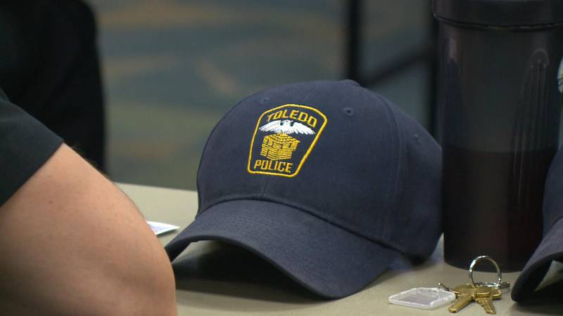 Toledo Police officers will hit the streets in two weeks