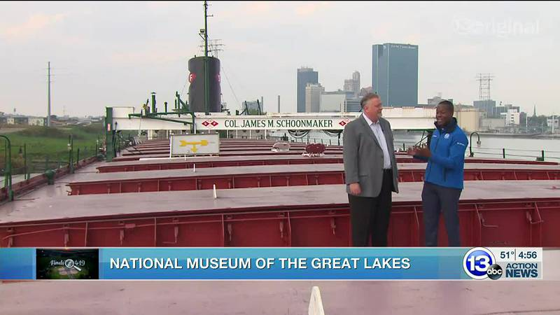 Finds in the 419: National Museum of the Great Lakes
