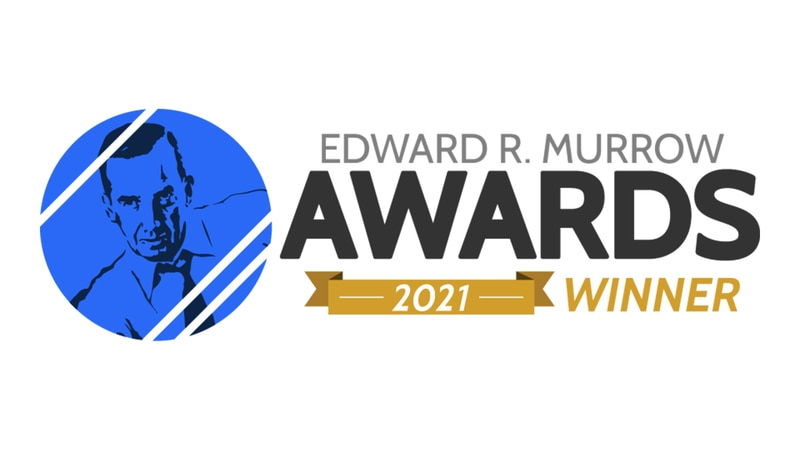 13abc Action News was honored with a Regional Edward R. Murrow Award for Best Newscast.