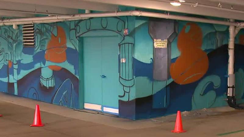 Artists chosen for Water St. murals