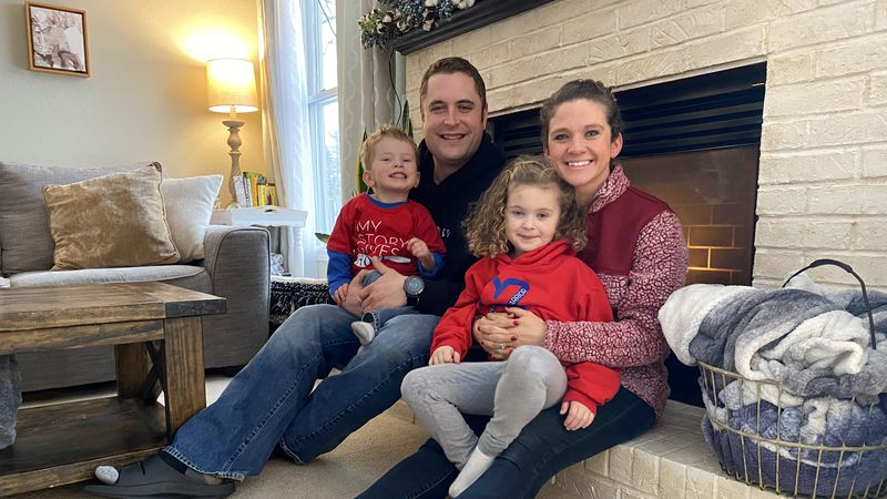 February marks American Heart Month but for many families like the Yoakam's heart disease is a...
