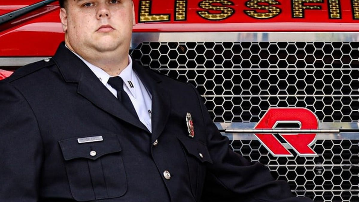 Cpt. Joe Gallo died in the line of duty while responding to a fire call for Blissfield Twp....