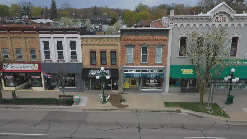 Business owners say the town of Tecumseh embraced the Shop Small mentality, supporting locally...