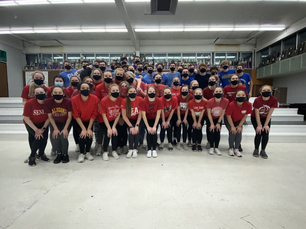 Findlay First Edition performers are following the school district's guidance and quarantining...